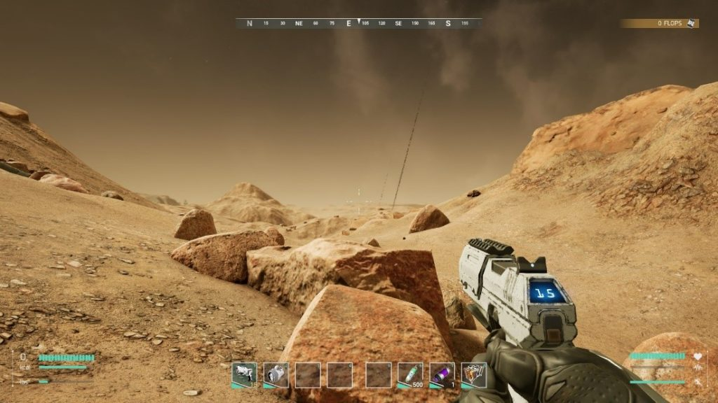 MEMORIES OF MARS 2