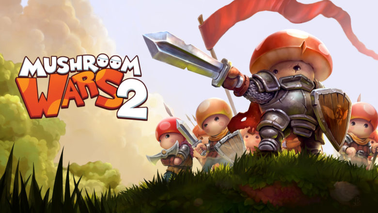 Mushroom Wars 2 Banner