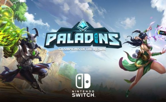 Paladins Nintendo Switch Free
