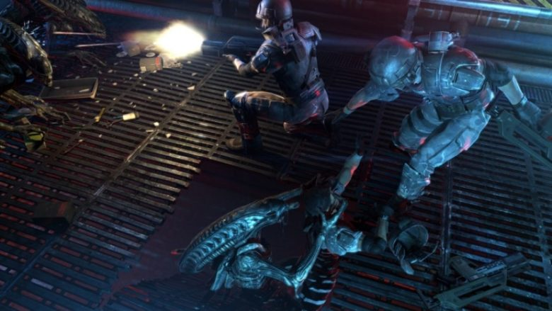 Aliens: Colonial Marines was released in 2013 by Gearbox and was criticized  by pretty much everyone. A particular sour spot was left by the main  antagonists ...