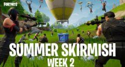 Fortnite Summer Skirmish
