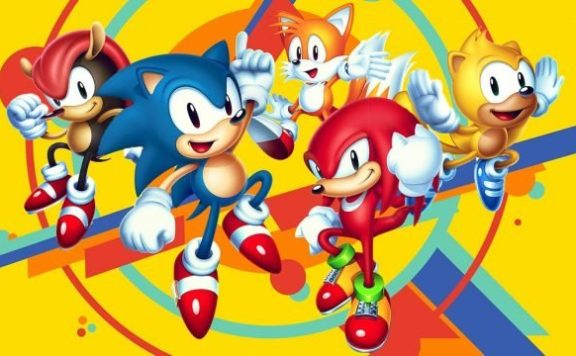 Sonic Mania Plus Switch Review