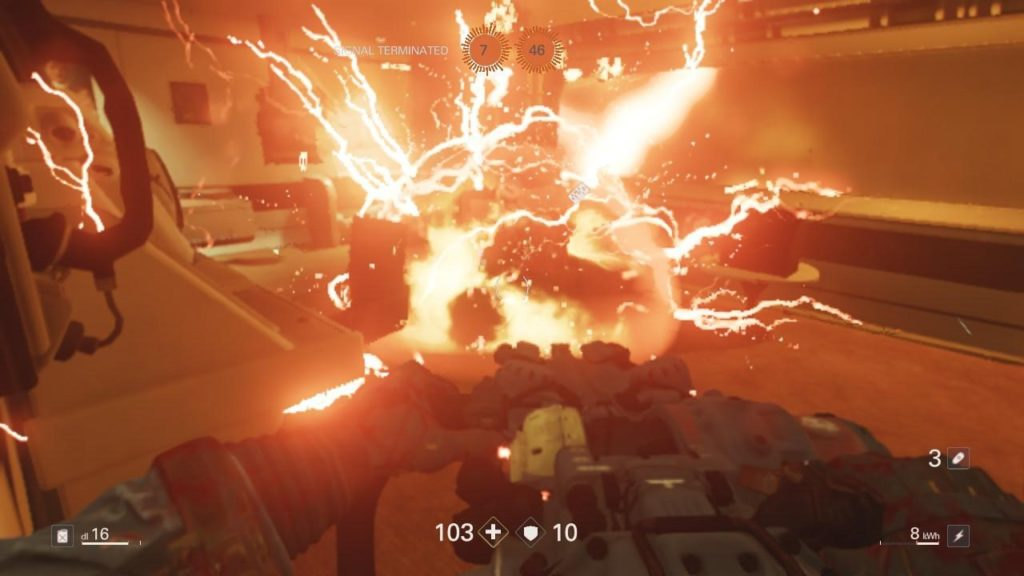 Wolfenstein 2: The New Colossus Switch Review