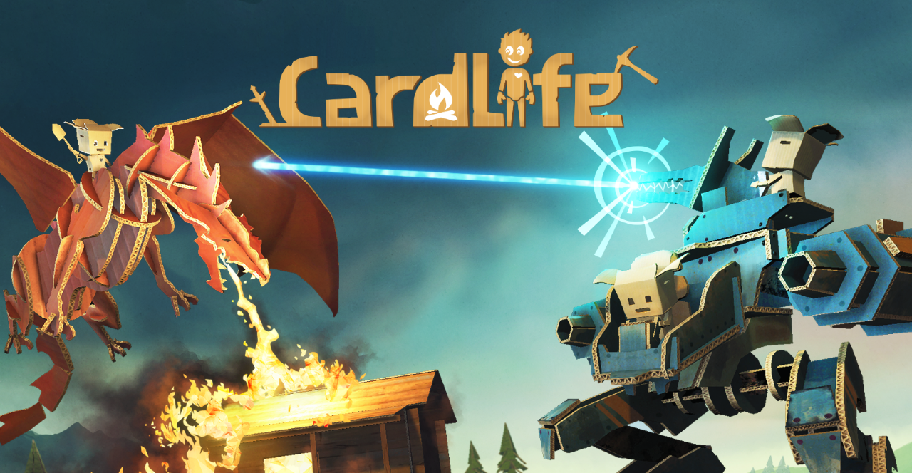 Cardlife Early Access Community Collaboration Built With