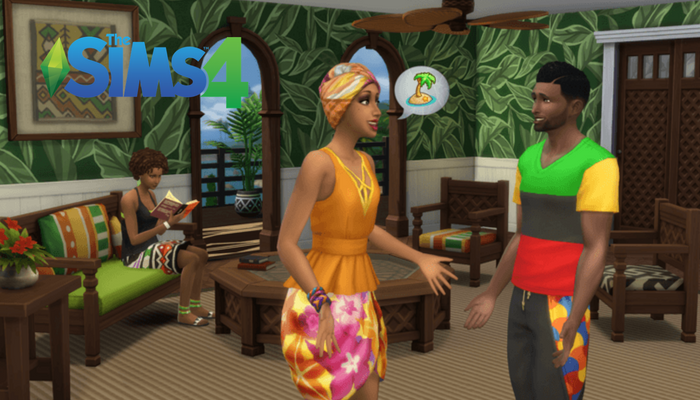 sims 4 free update heads to the caribbean gamespace com