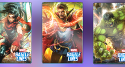 Marvel Battle Lines Preview – All About Nexons New Game