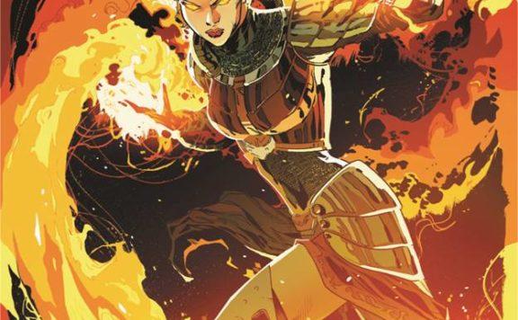 Magic: the Gathering Chandra (Not Final)