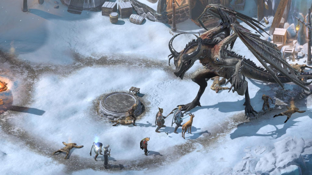 Beast of Winter Preview