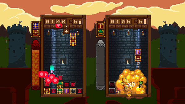 Treasure Stacks tower 02