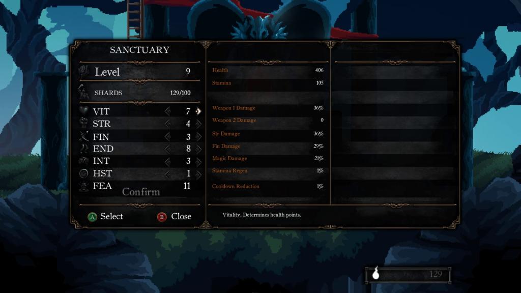 Death's Gambit: Dark Souls never looked so 2D - GameSpace com