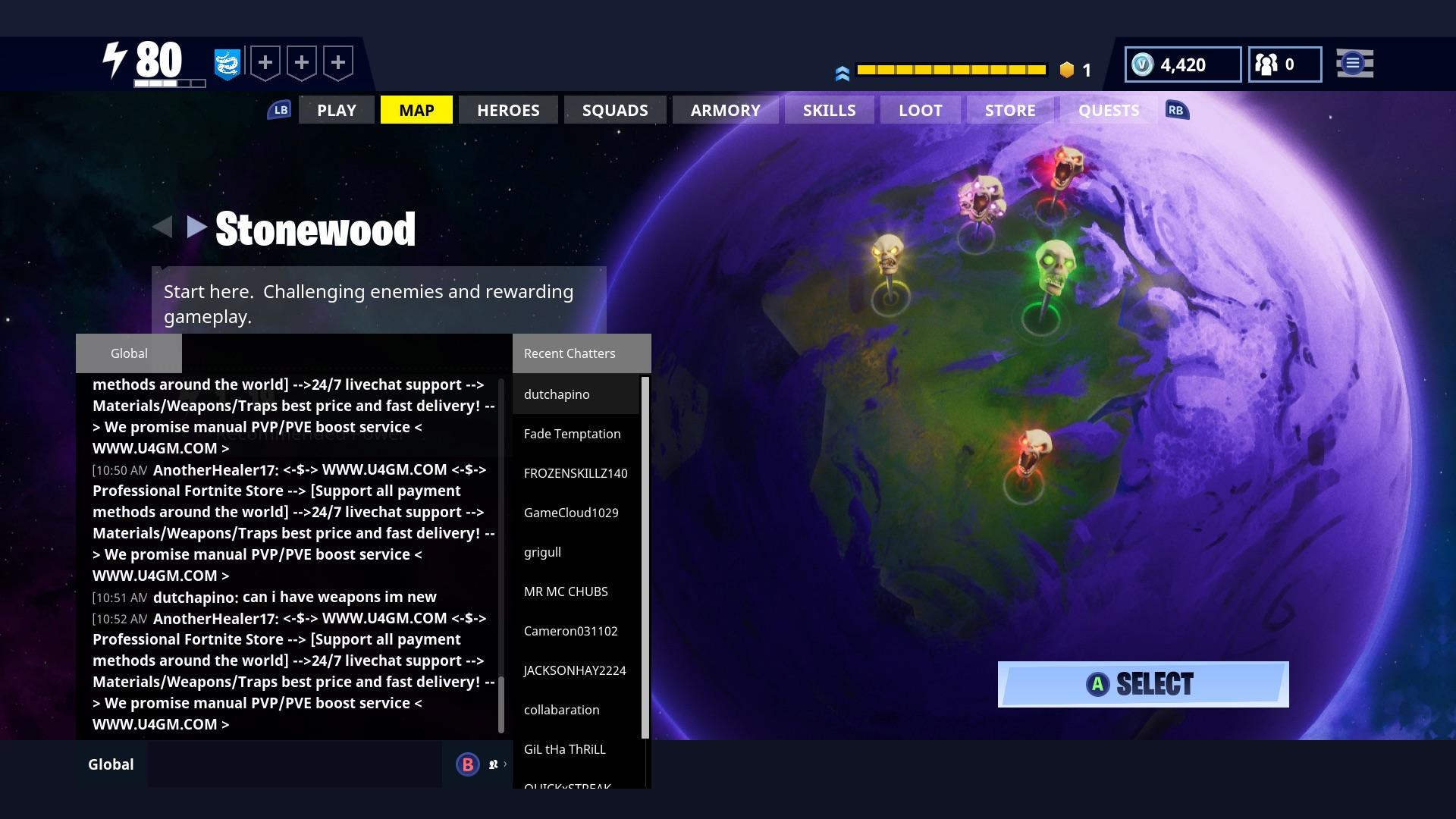 Epic Shut Down Fortnite Global Chat And Founder's Chat ...