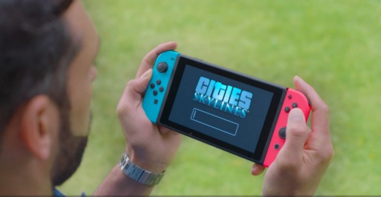 Cities Skylines Preview: Micro Management for the Switch