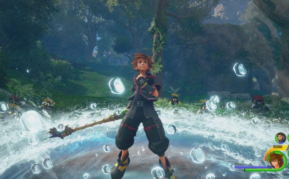 Kingdom Hearts 3 Extended Trailer