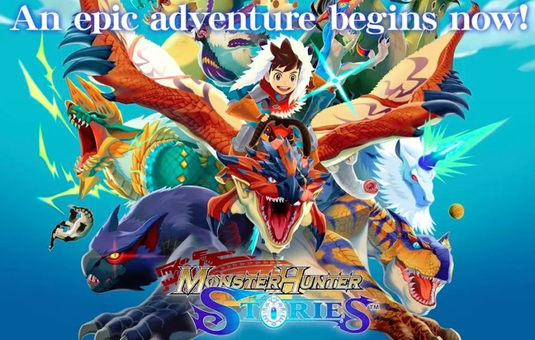 Monster Hunter's First Mobile RPG Is Now Available In Australia