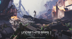 Unearthing Mars 2 with full PSVR Aim Controller Support Launches!