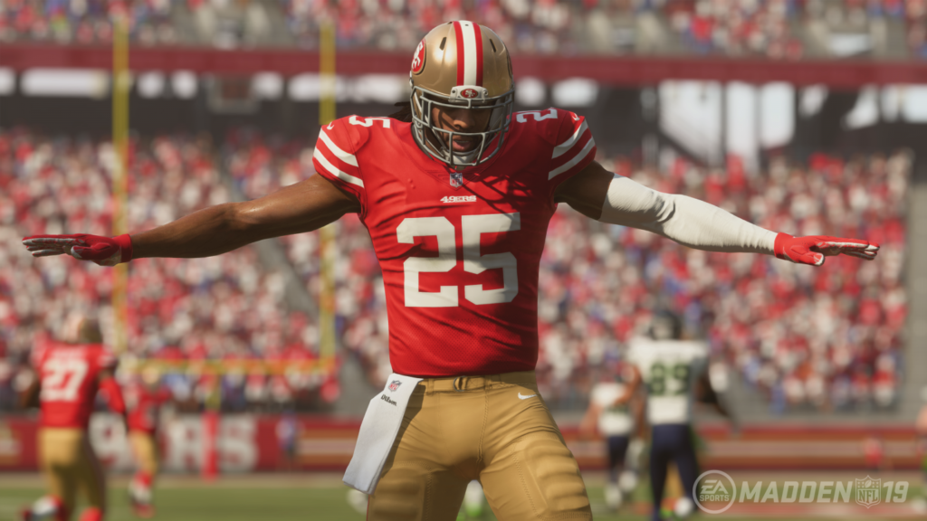 Madden NFL 19 San Francisco 49ers