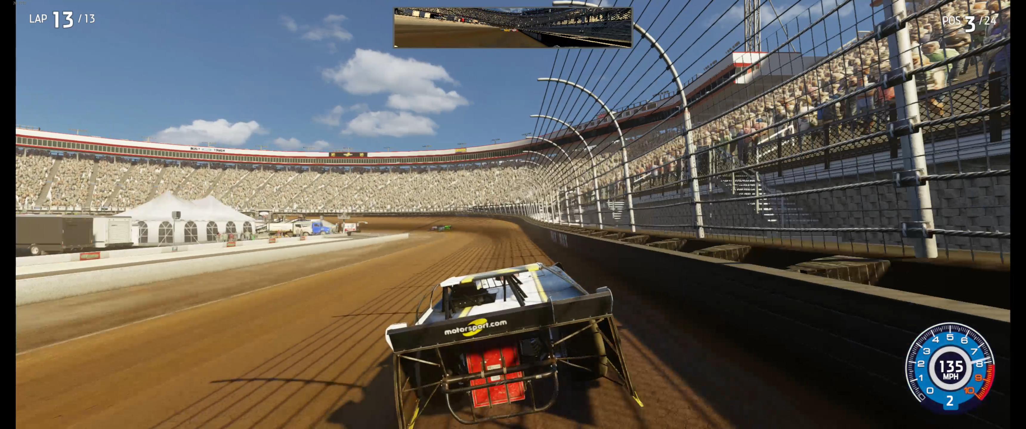 NASCAR Heat 3 Review - Rubbing Is Racing - GameSpace com