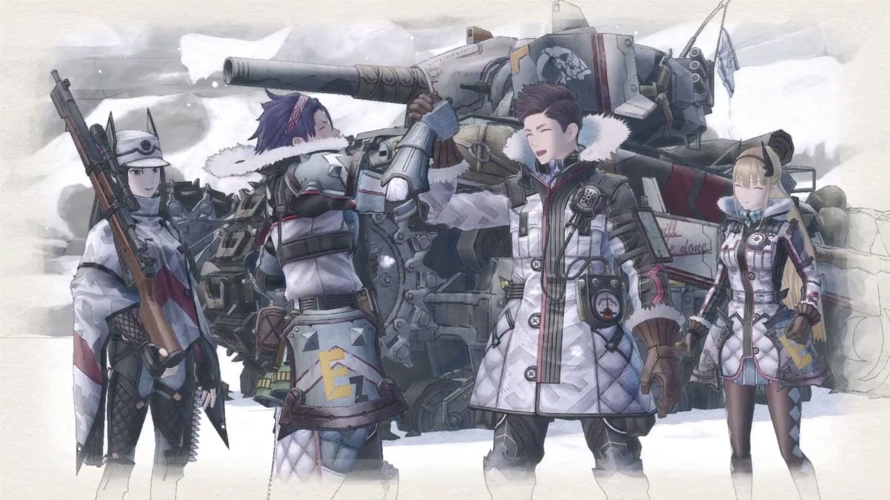 valkyria chronicles 4 launch edition - nintendo switch review