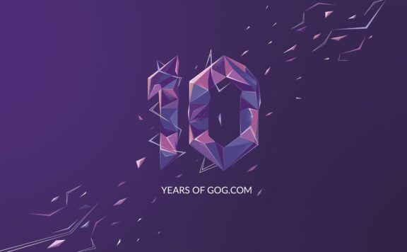 10 Years Of GOG