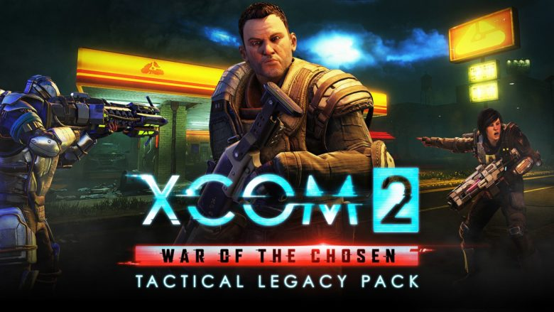Tactical Legacy Pack