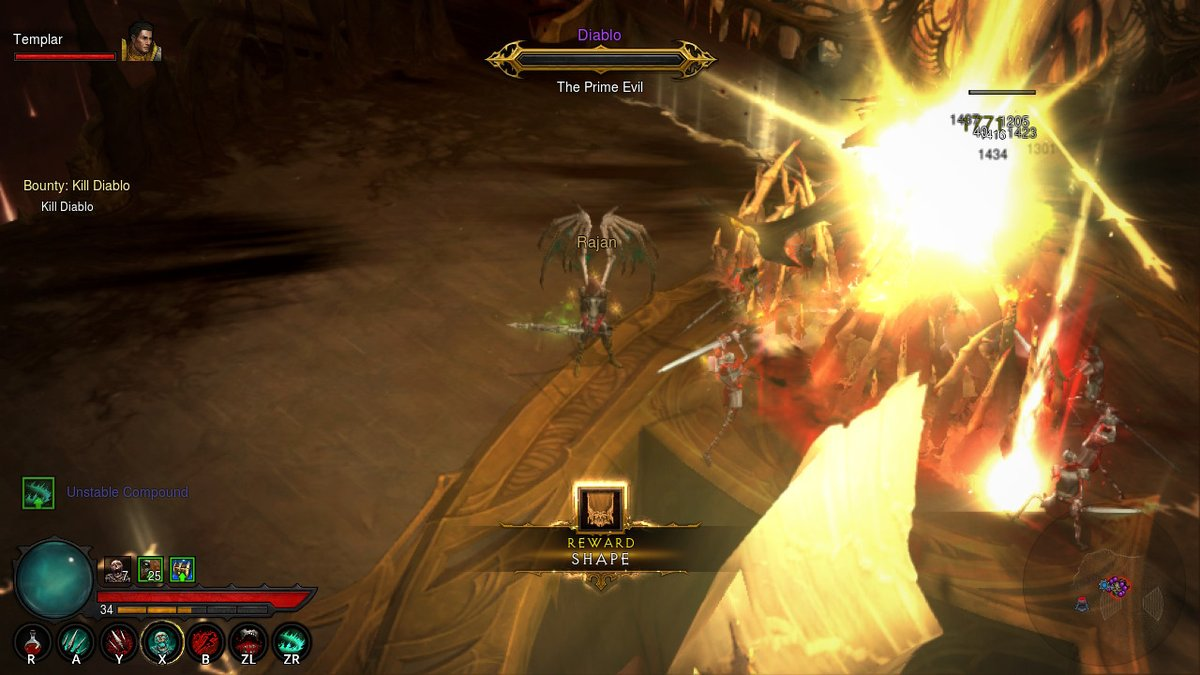 Diablo 3 Shines on Nintendo Switch - GameSpace com