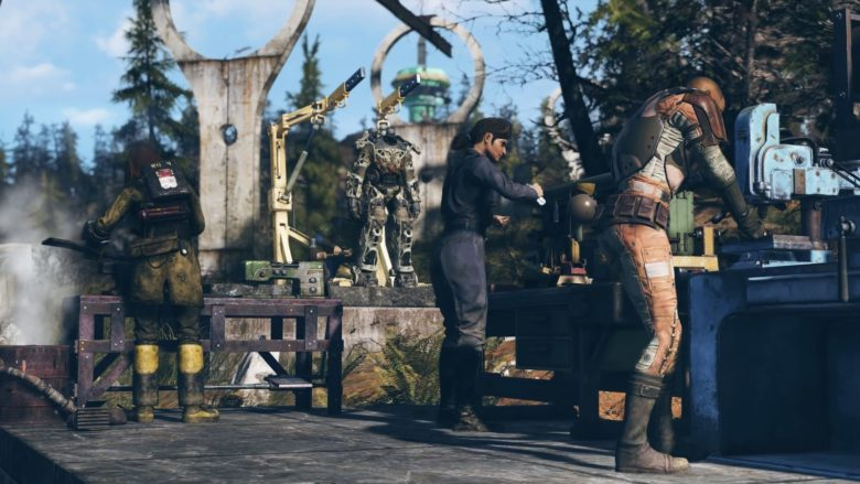 Fallout 76 PC Beta Issues