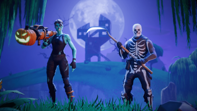 Fortnite here is when save the world is going free to - Fortnite save the world wallpaper ...