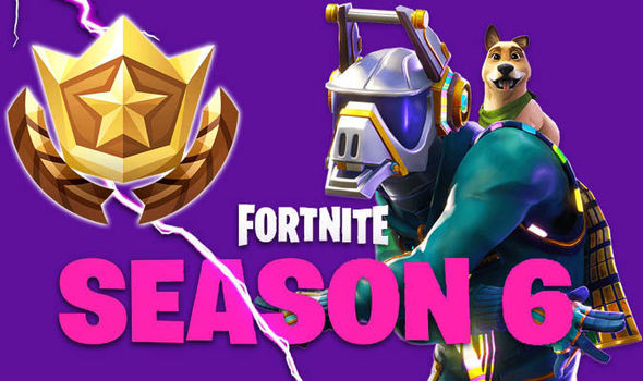 Fortnite Season 6 How To Solve Every Week 2 Battle Pass Challenge