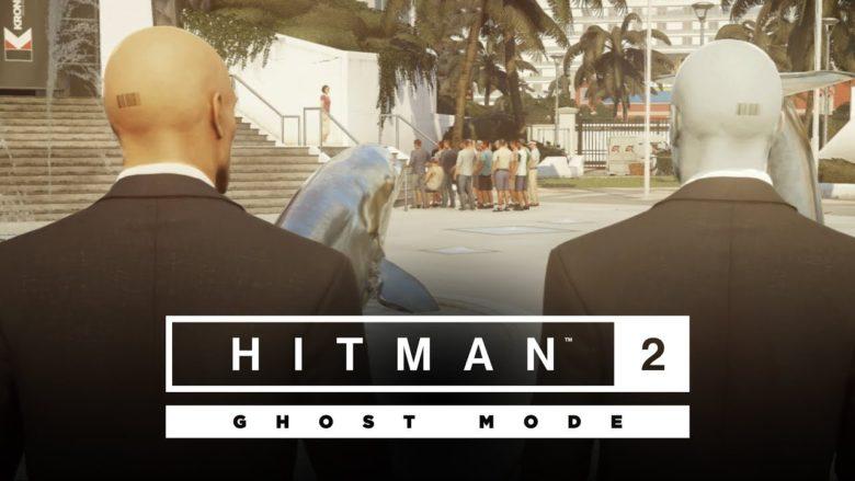 Hitman 2 Ghost Mode