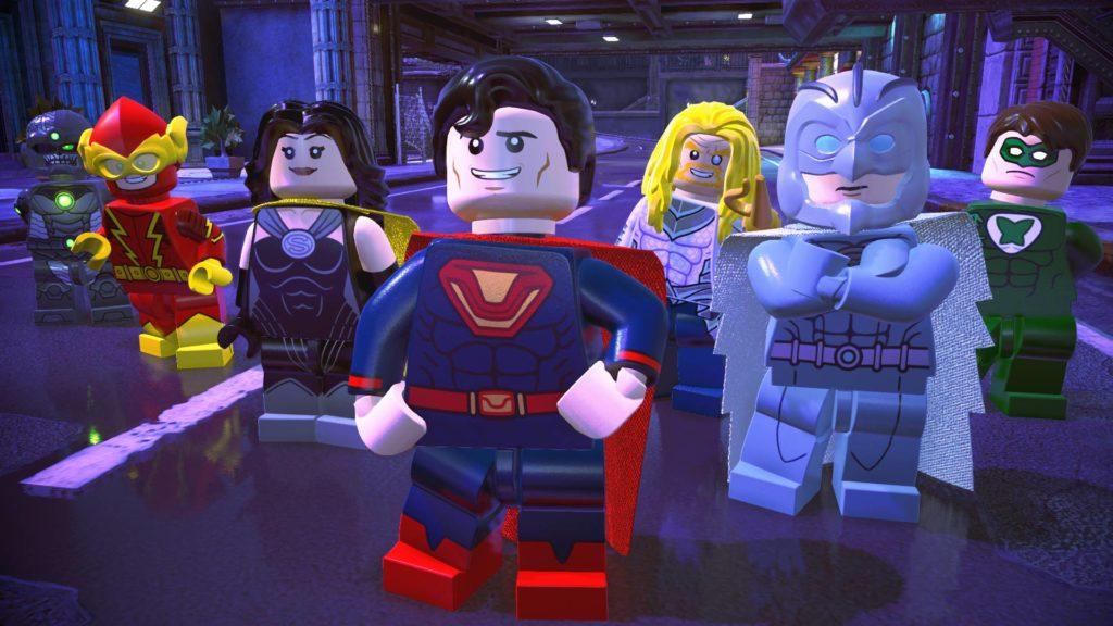 LEGO DC SUPER VILLAINS REVIEW 1