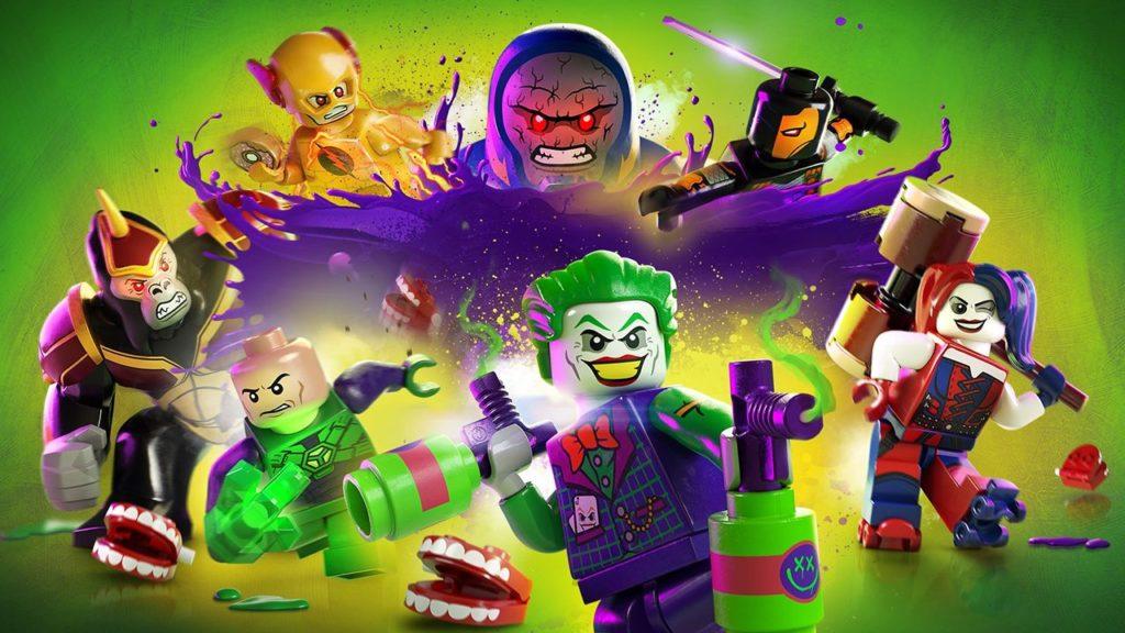 LEGO DC SUPER VILLAINS REVIEW 2