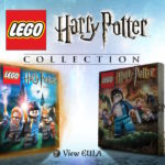 Lego Harry Potter Collection Banner