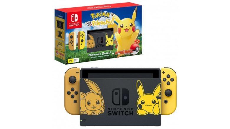 New nintendo switch 2019