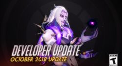 Overwatch Developer Update