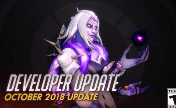 Overwatch Developer Update
