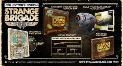 Strange Brigade Collector's Edition Giveaway