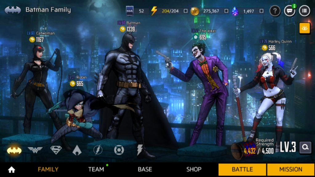 DC Unchained Preview