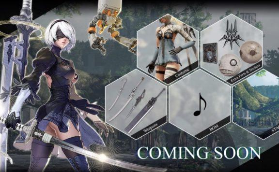 Soulcalibur VI 2B Character Reveal