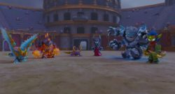 Skylander Ring of Heroes Arena