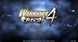 Warriors Orochi 4 Review – PC