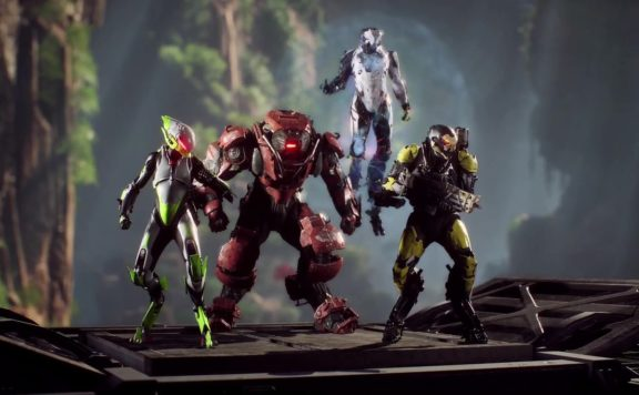 Anthem Developer Livestream Customization