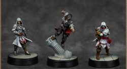 Assassin's Creed Brotherhood of Venice Tabletop Kickstarter
