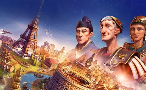 Civilization VI - Taking Your Turn