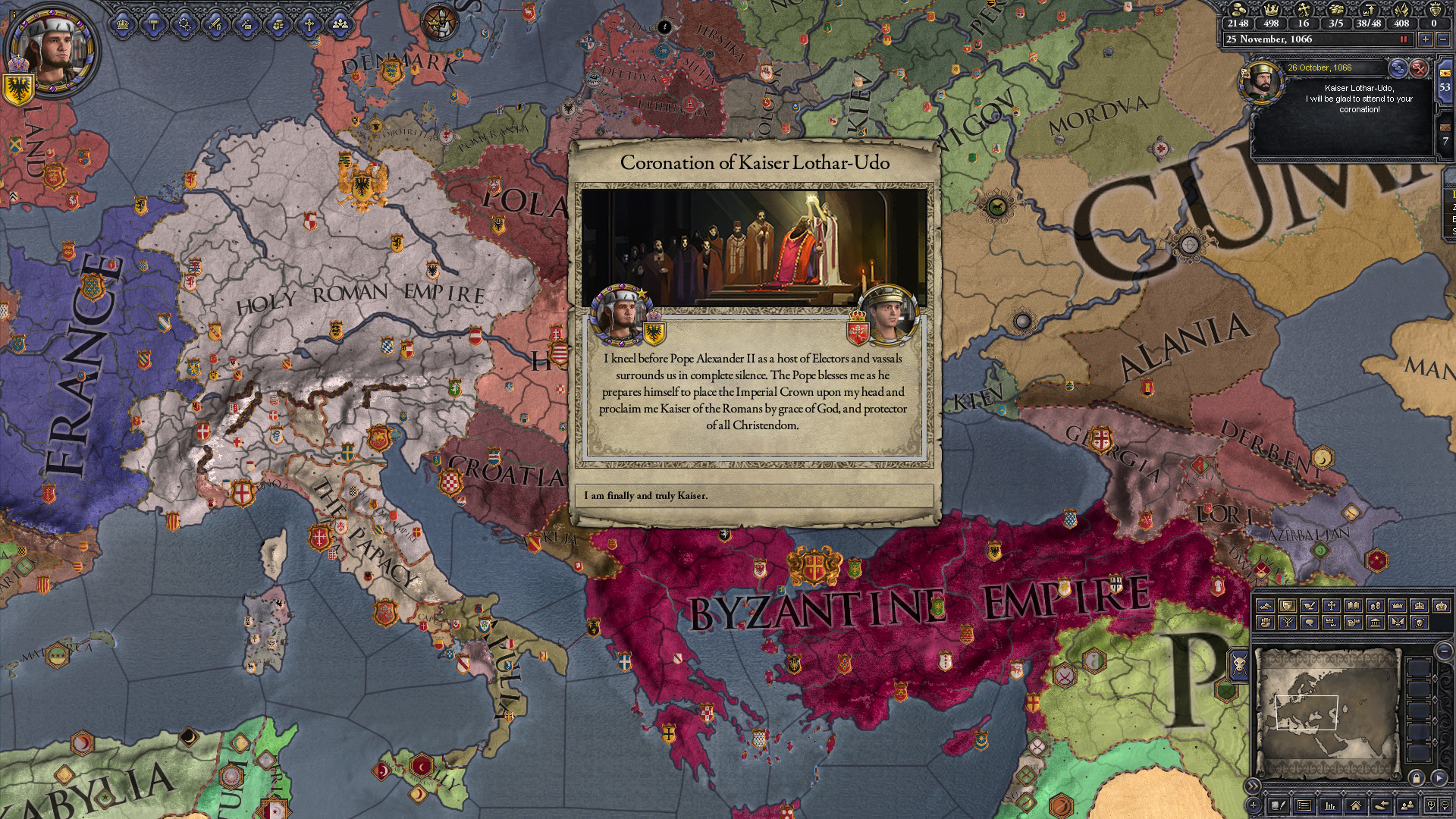 Crusader Kings 2: Holy Fury Features Animal Kingdoms - GameSpace com