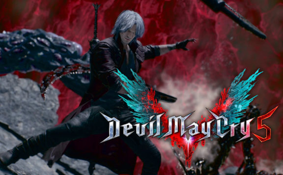 Devil May Cry Castlevania