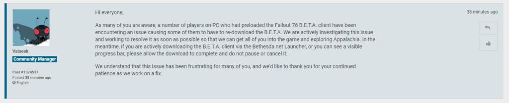 Opinion - Fallout 76: Bethesda Still Doesn't Get It - Page 2 of 2