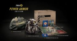 Fallout 76 Power Armor Edition Canvas Nylon Bag