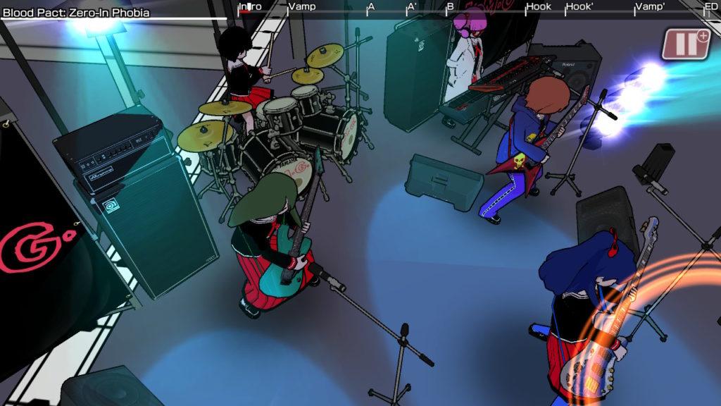 gal metal stage performance