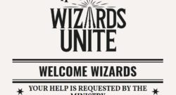 Harry Potter - Wizards Unite Mobile AR Game