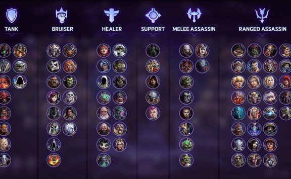Heroes of the Storm Gameplay Update